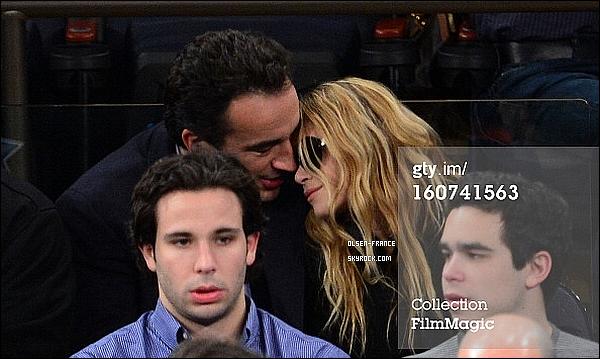 04 février : Enfin des nouvelles du couple qui ont été vu au match The Detroit Pistons Vs New York Knicks à NY.