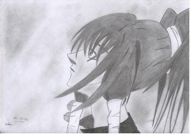 Un de mes dessins... (rien à voir avec le sujet du blog)