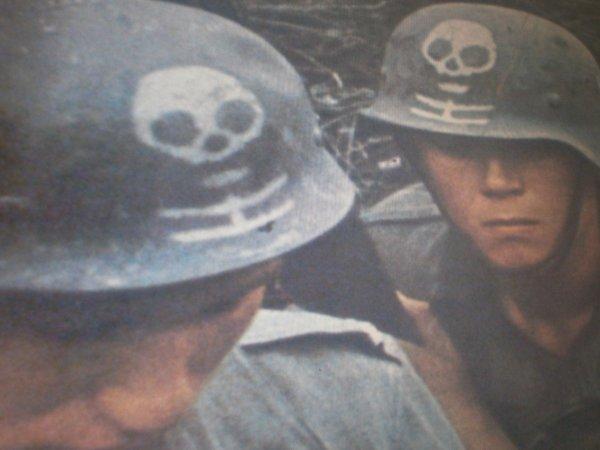 Le casque (Stahlhelm) de  la Wehrmacht Heer   1935-1945