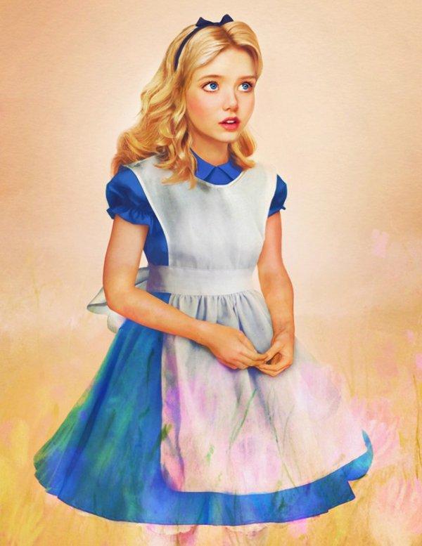 Alice aux pays des merveille
