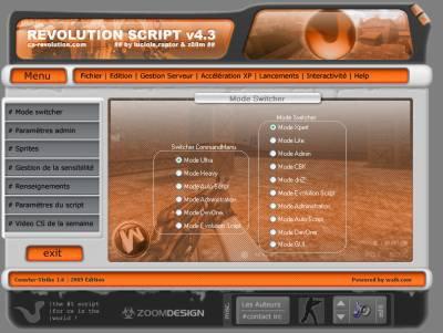 revolution script 4.32 cs 1.6