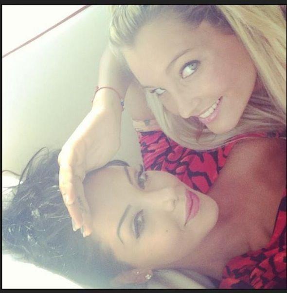 Nabilla et Aurelie ♥