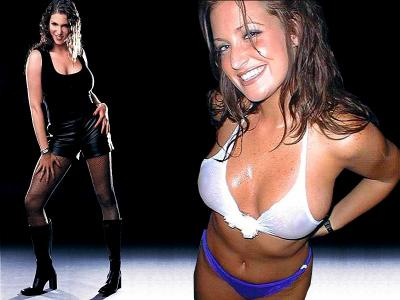 Stephanie mcmahon foot wwe
