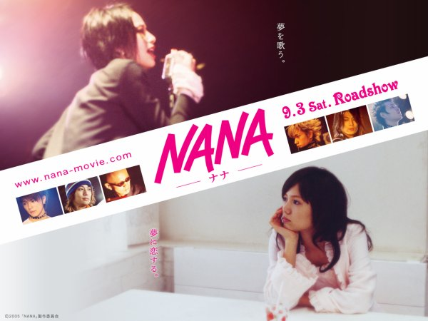 Adaptation de NANA en film
