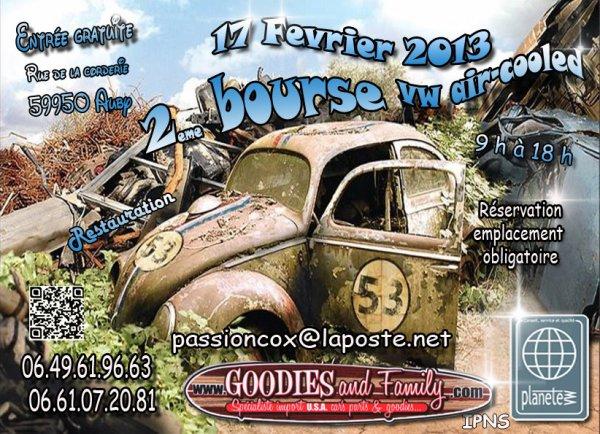 Dimanche 17 octobre 2013 Exposition / Bourse Auby