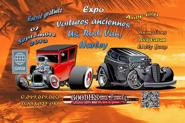 Dimanche 8 septembre 2013 Exposition vw Auby