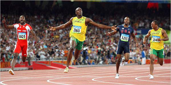 usain bolt 2012 en london
