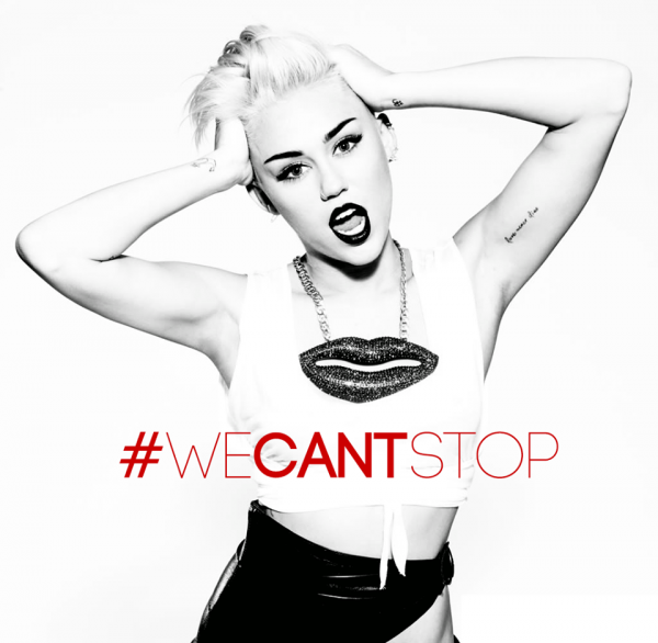 Miley Cyrus / We Can't Stop (2013)