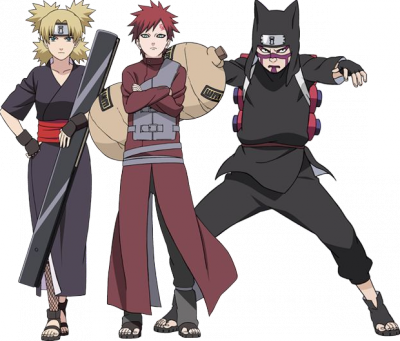 [[   // Shinobi Du Village De Suna //  ]]