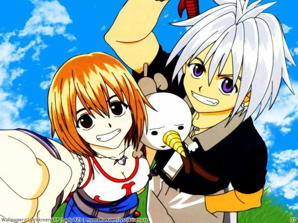 Rave Master - Fairy Tail