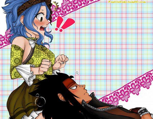 Petit jeu de couple Fairy Tail - Faites tourner