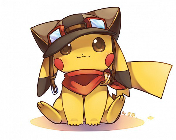 Série Pikachu !! Aah qu'il est mignon !!