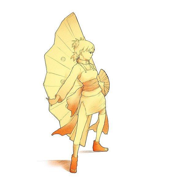 Petit Jeu Féminin Dans Naruto ♀