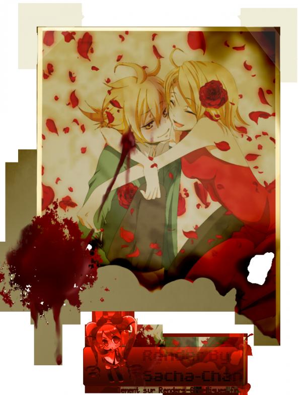 Rin - Len Kagamine / Vocaloid