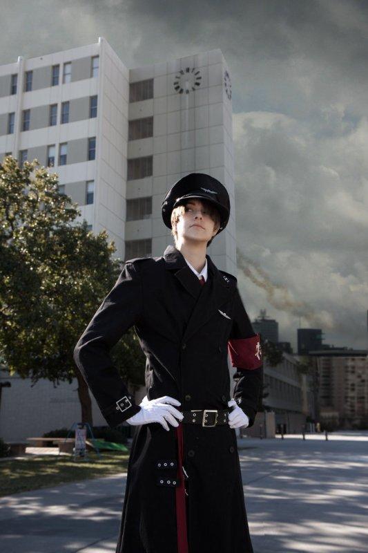 Deuxième commande cosplay