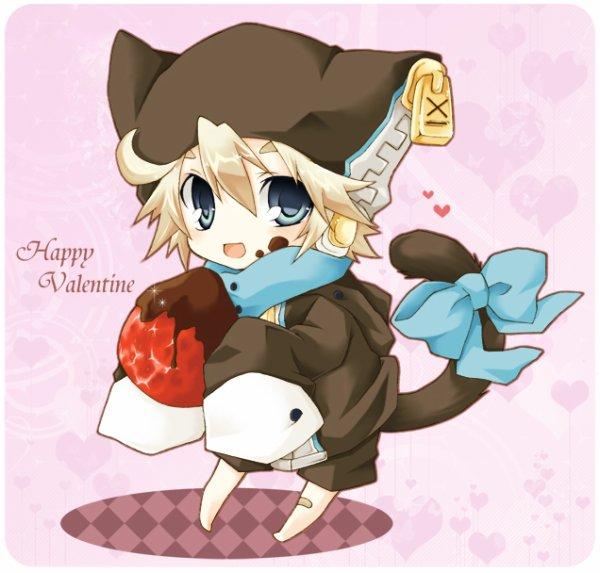 Saint Valentin !