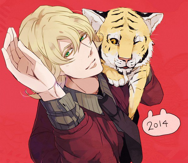 Les mangas et les animaux :P