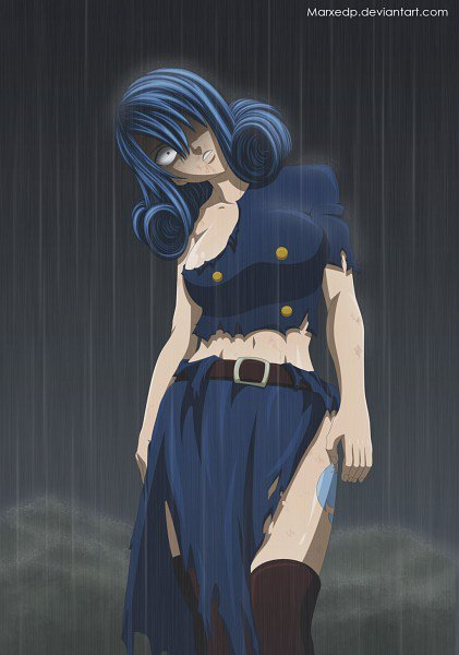 Juvia loxer - Fairy Tail