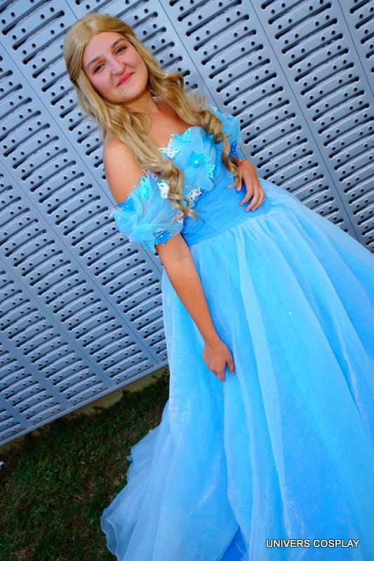 Cinderella - Cosplay - Movie 2015