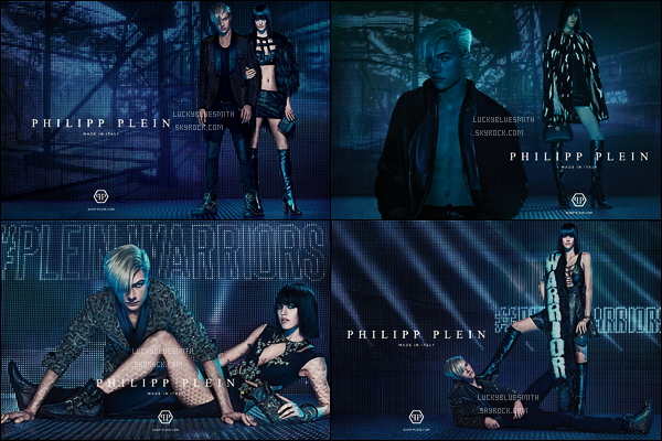 Campagne Philipp Plein fall-winter 2015