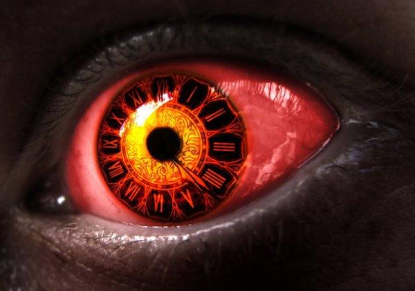 On dit que les yeux sont le reflet de l'âme.