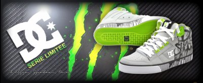 Nouvelle collection de chaussures DC Shoes !