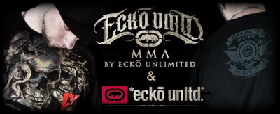 Nouvelle Collection Ecko MMA !