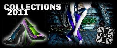 Collections de chaussures T.U.K 2011 !
