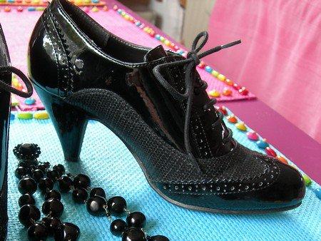 Richelieu chaussure