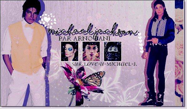 .♔.___Michael Jackson par Arno Bani___.♔.