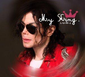 Mon .cher. Michael, mon .tendre. et .cher. Michael je t'aime tant.