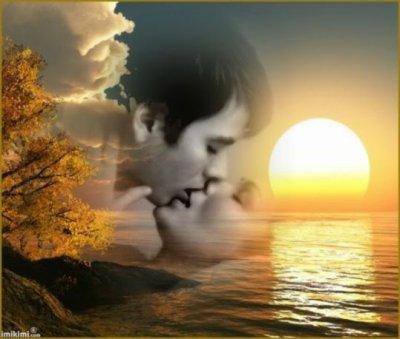 Quand le soleil me surprend dans tes bras