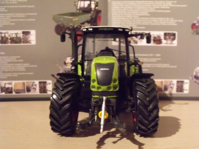 Claas arion 640 version 2010