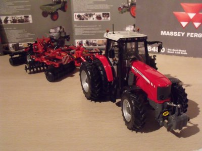 Massey-Ferguson 6480 + G&B Big Pro