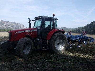 Préparation des blés :)