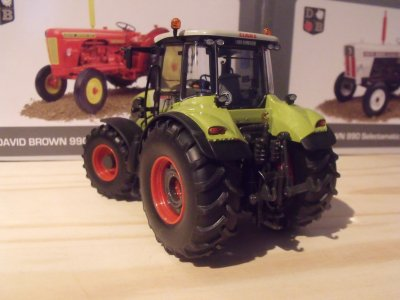 Le Claas Axion 850 !!