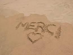 MERCI / THANKS