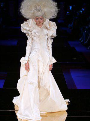 Robe De Mariee Yves Saint Laurent