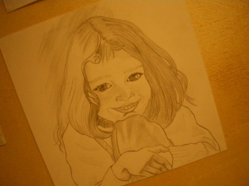 Amour de crayon ;p