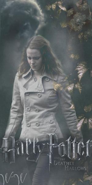 Créa pour le concours hermione-returns