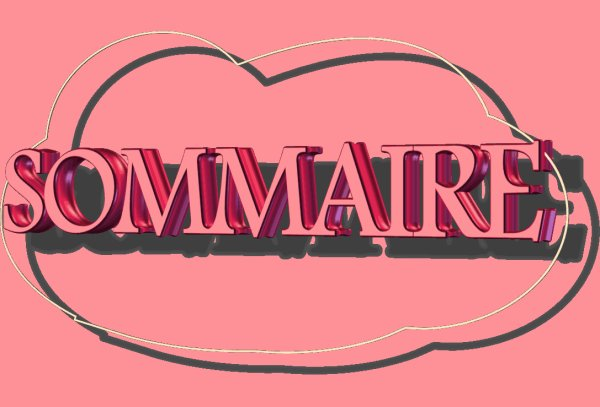 †Sommaire†