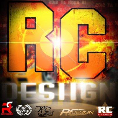 LOGO  >>> Rc Desiign <<<<<