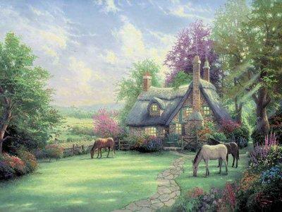 le paradis des chevaux