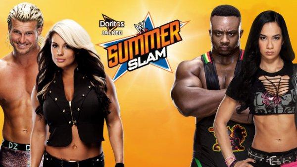Match confirmé pour SummerSlam!