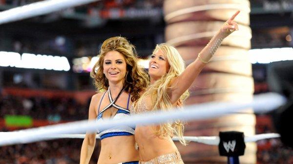 Un combat avec des célébrités pour SummerSlam?