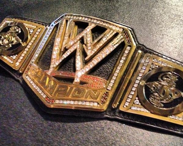 Le WWE Championship de Randy Orton!