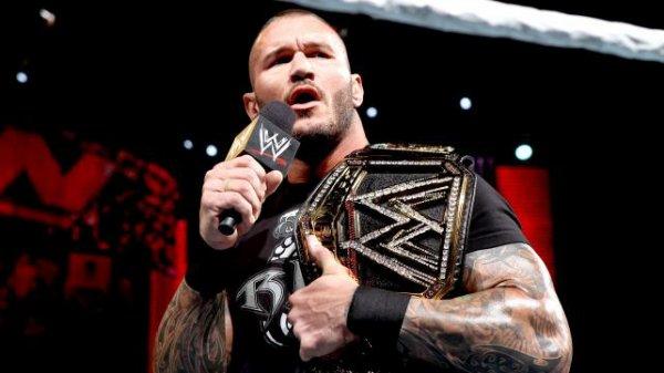 """Randy Orton : """"Je peux représenter la compagnie"""""""