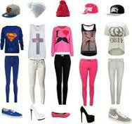 Style swag les fille vous aimer ce style
