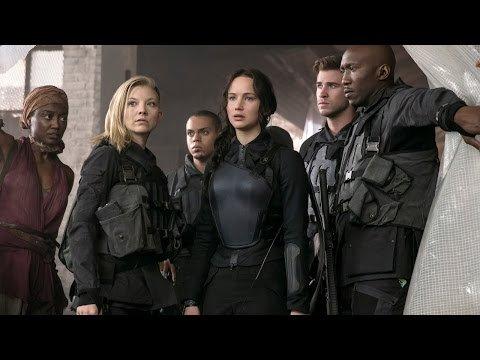 Hunger Games-La Révolte (partie 2)