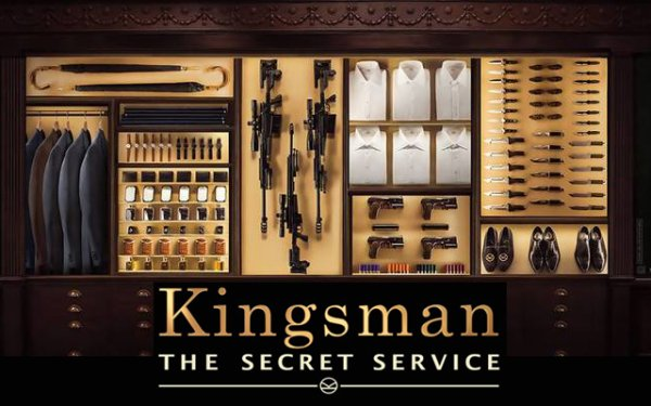 Kingsman-Services Secrets